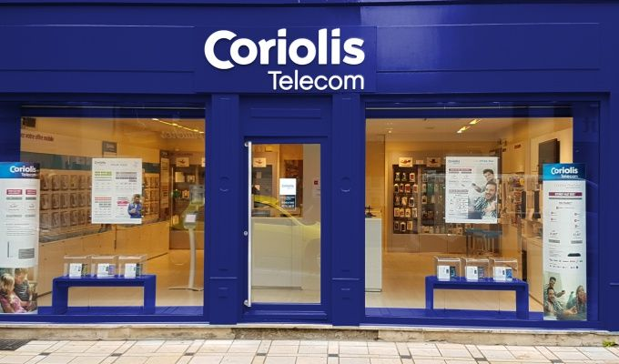 Ouvrir une franchise Coriolis Télécom