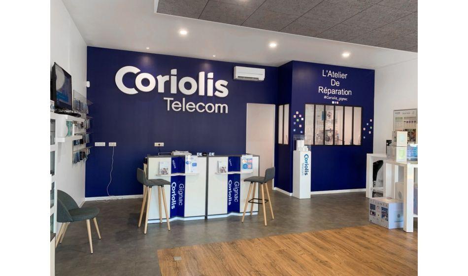Prix franchise Coriolis Télécom