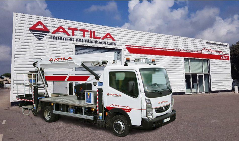 Ouvrir une franchise ATTILA