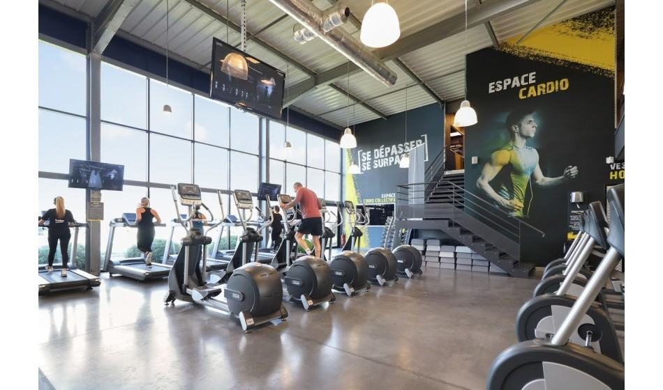 Ouvrir une salle Fitness Park
