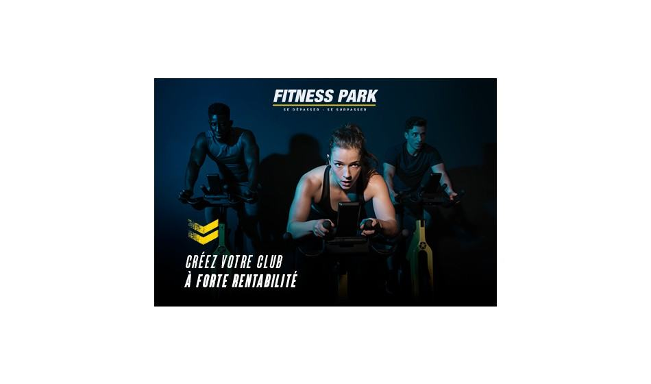 Prix franchise Fitness Park