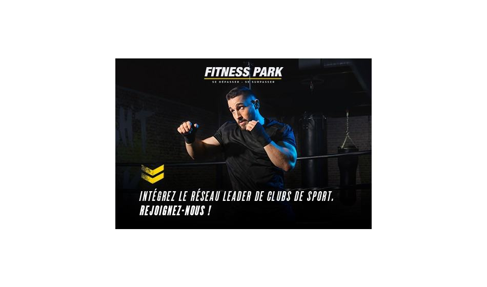 Acheter franchise Fitness Park