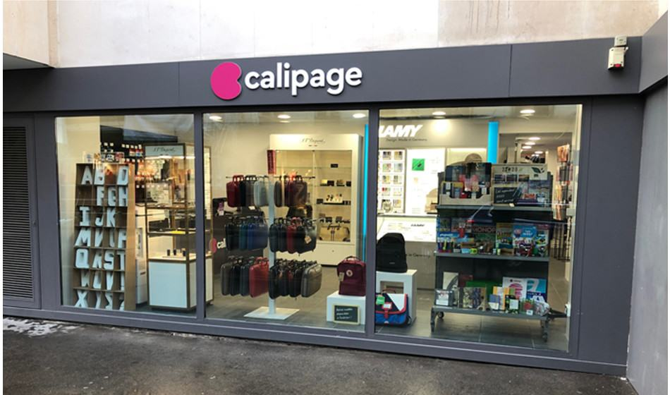 Ouvrir un magasin Calipage