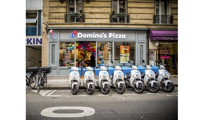 Franchise Domino\'s Pizza à ouvrir : leader en pizza a emporter