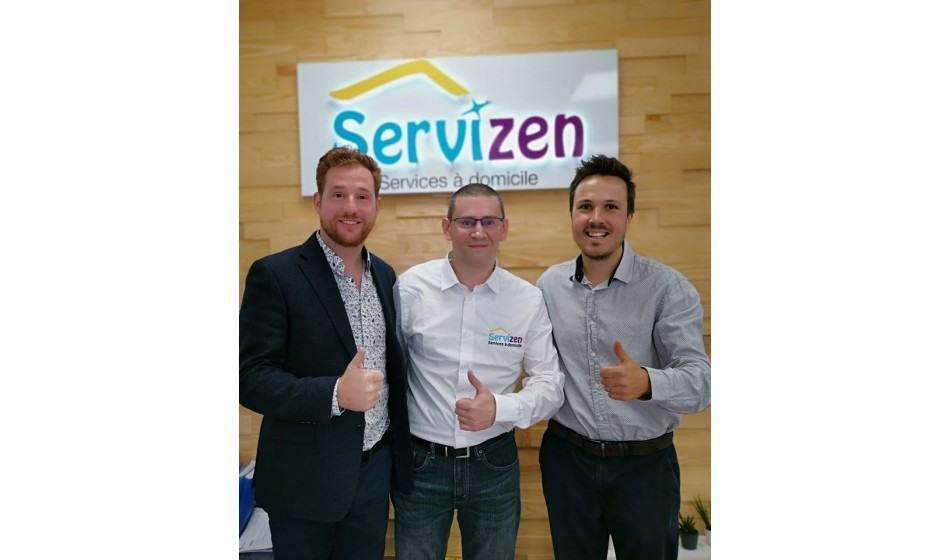 Prix franchise Servizen
