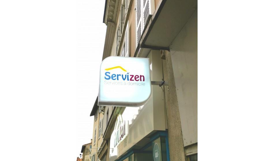 Acheter franchise Servizen