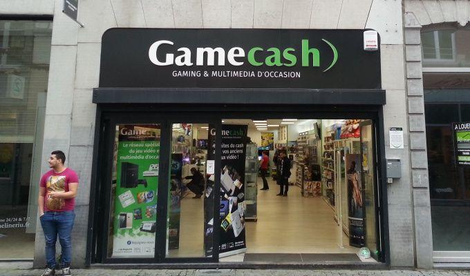 Acheter franchise Gamecash