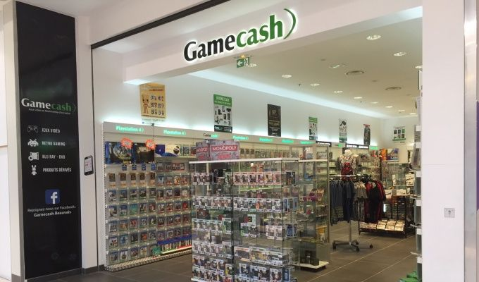 Ouvrir une franchise Gamecash