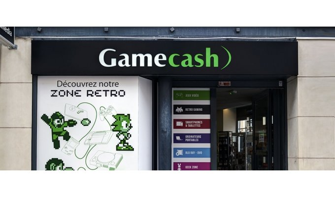 Prix franchise Gamecash