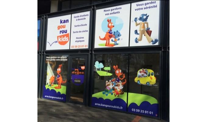 Salaire franchisé Kangourou Kids