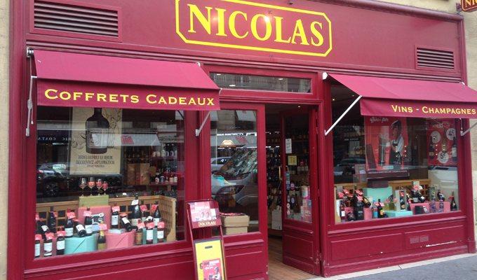 Franchise Nicolas 2019 à Ouvrir Chaine De Magasins Vins Et Alcools
