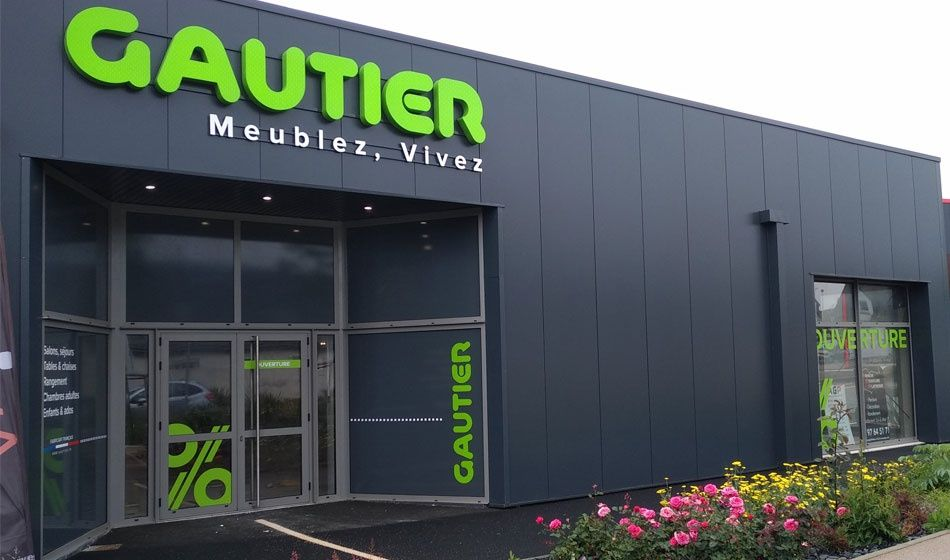 Devenir franchisé Meubles Gautier