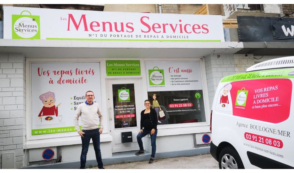 Acheter franchise Les Menus Services