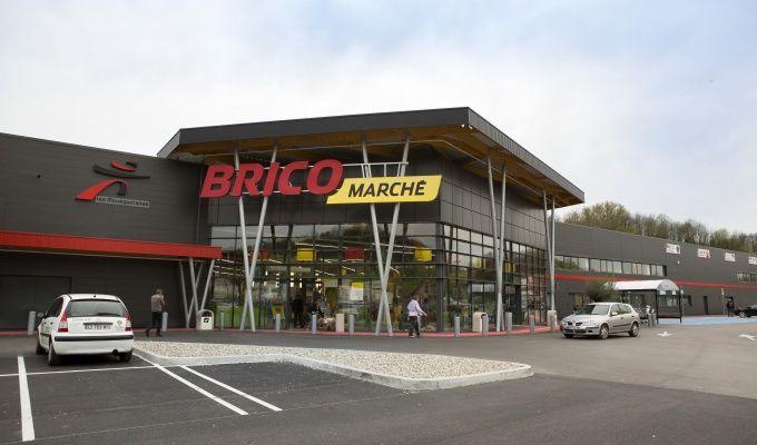 Franchise bricomarch ouvrir r seaux de magasins ind pendants du bricolage - Sol vinyle bricomarche ...