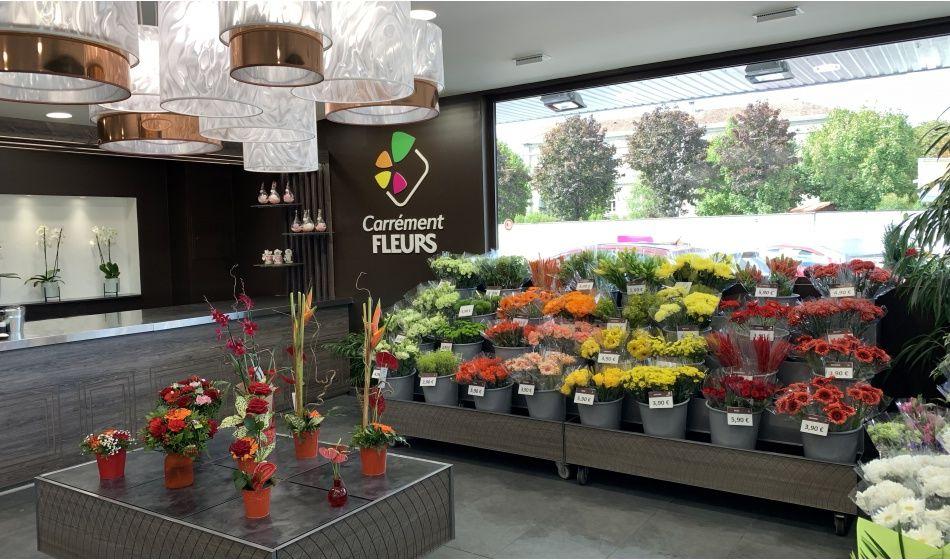 Ouvrir une franchise Carrément Fleurs