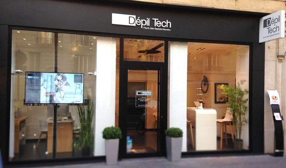 Acheter franchise Dépil Tech