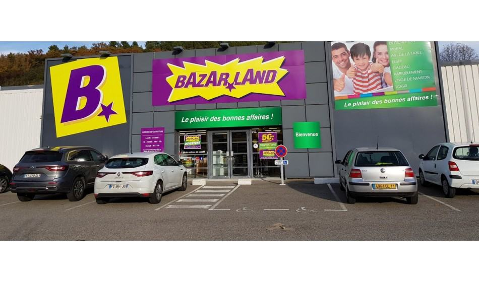 Devenir franchisé Bazarland