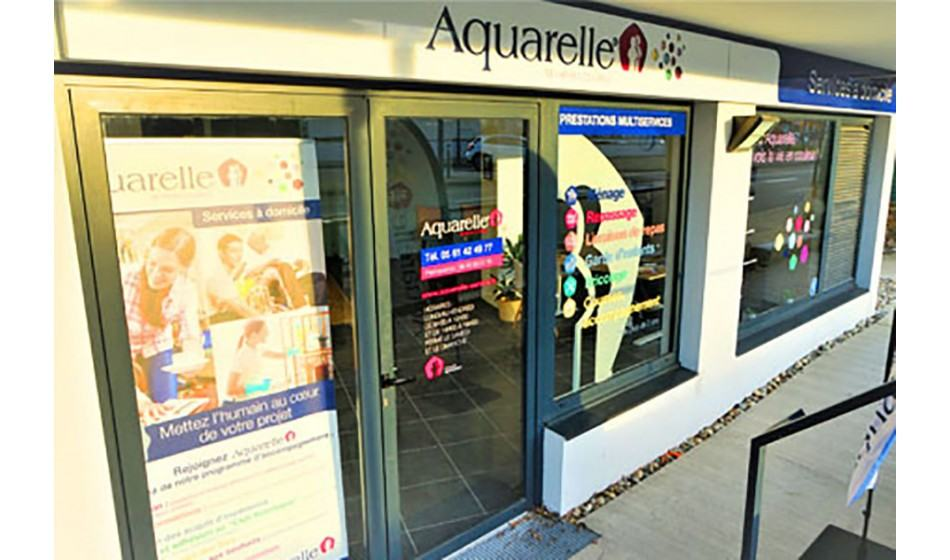 Prix franchise Aquarelle