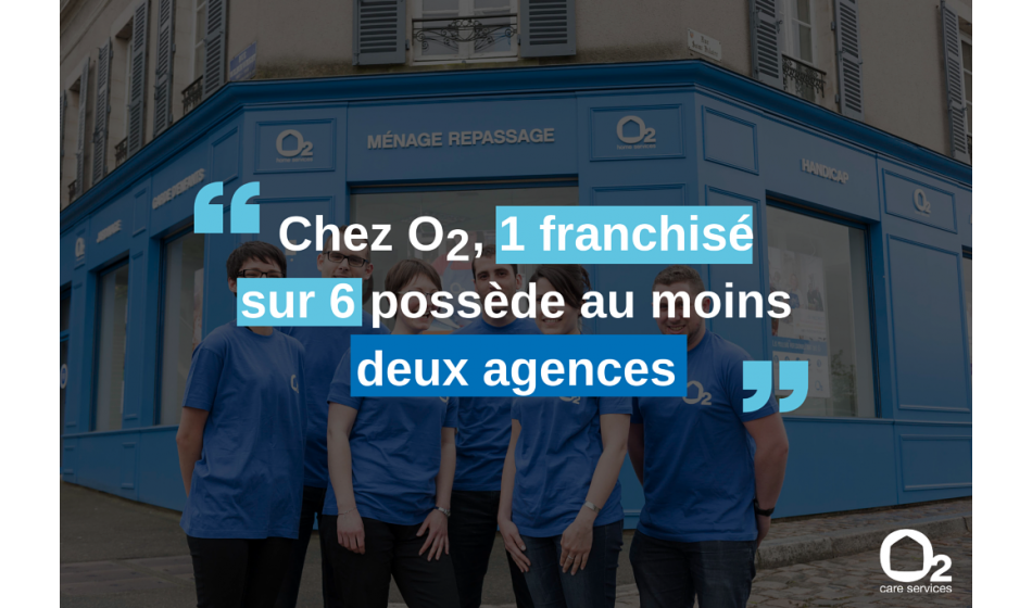 Ouvrir une franchise O2 Care Services