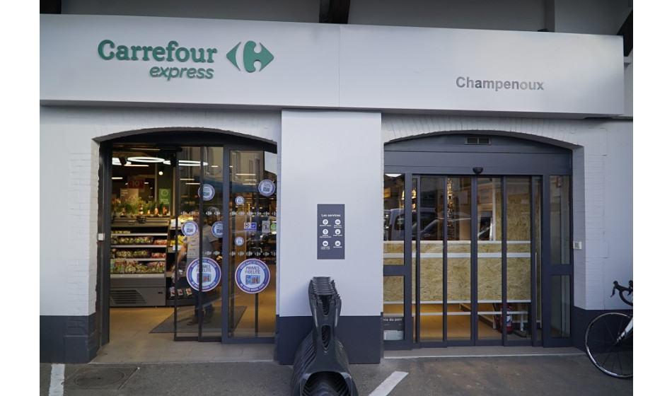 Ouvrir une franchise Carrefour Express