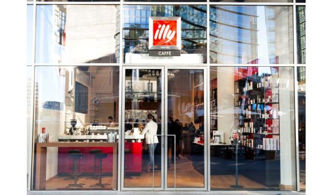 franchise illycaff u00e8 2018  u00e0 ouvrir   boutique caf u00e9 au style