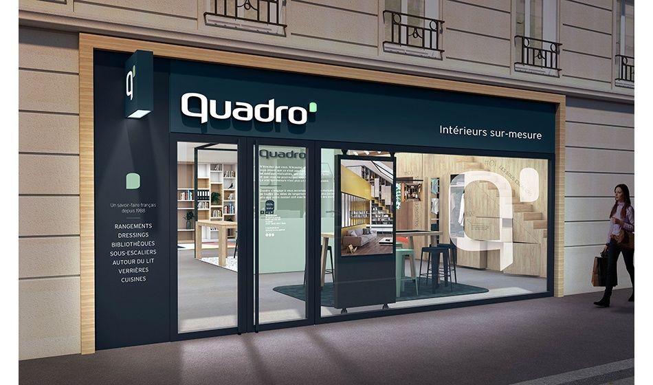 Ouvrir une franchise QUADRO - Intérieurs Sur Mesure