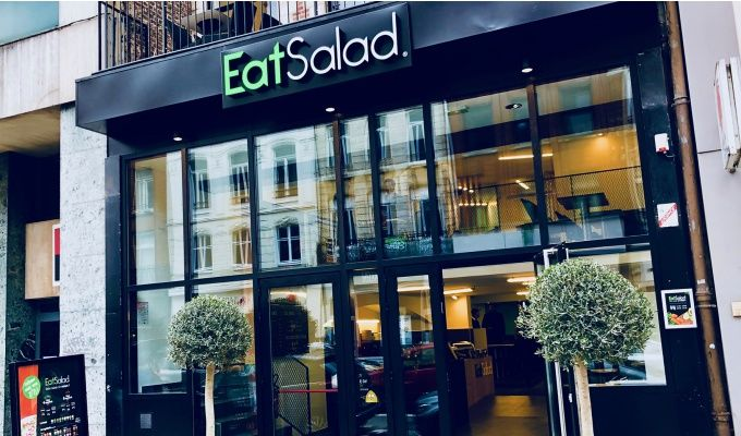 Rentabilité franchise Eat Salad