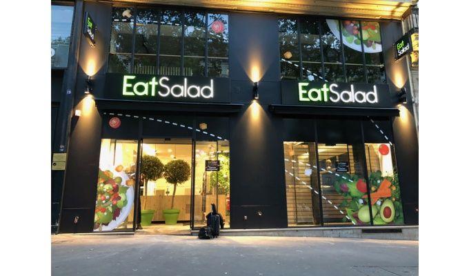 Ouvrir une franchise Eat Salad