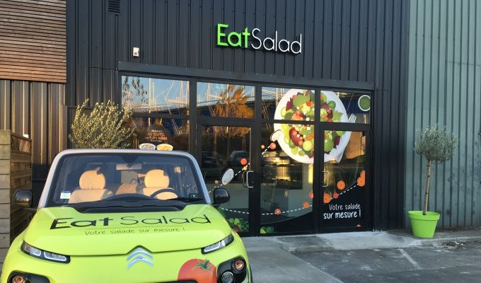 Acheter franchise Eat Salad