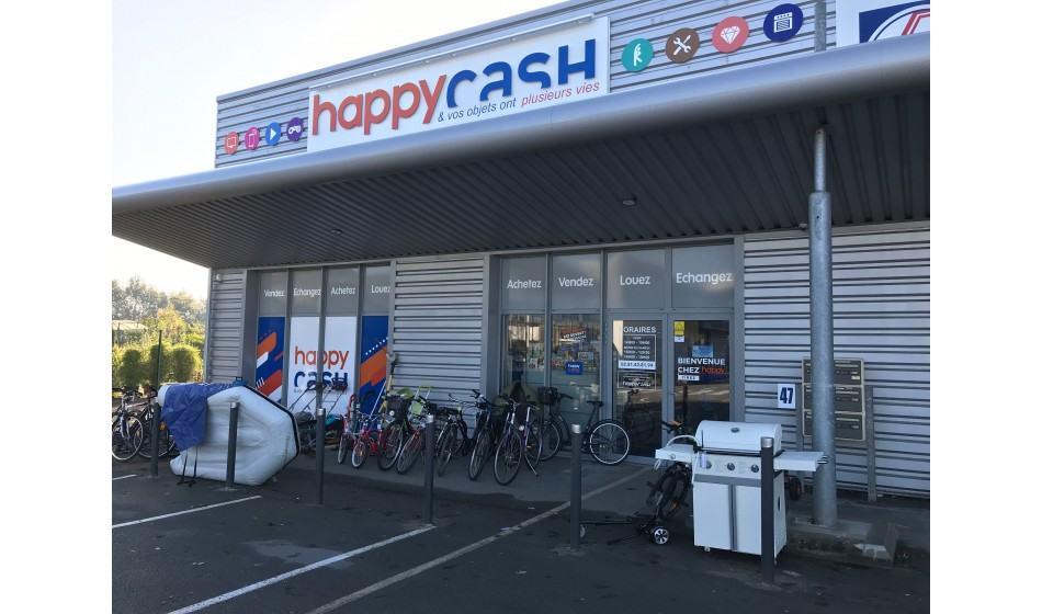 Ouvrir une franchise Happy Cash