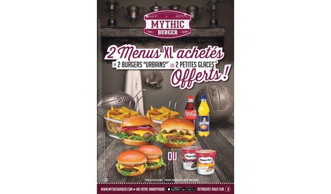 Rentabilité franchise Mythic Burger