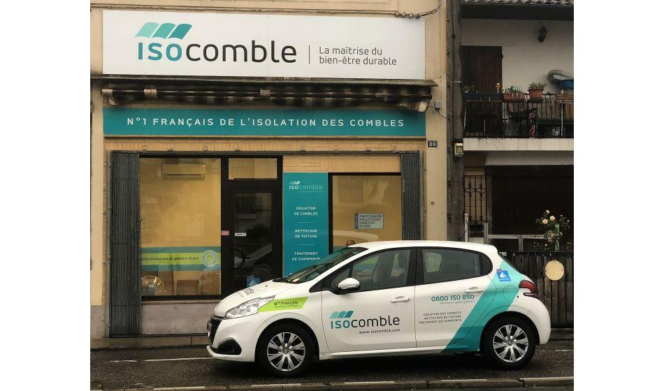 Acheter franchise ISOcomble