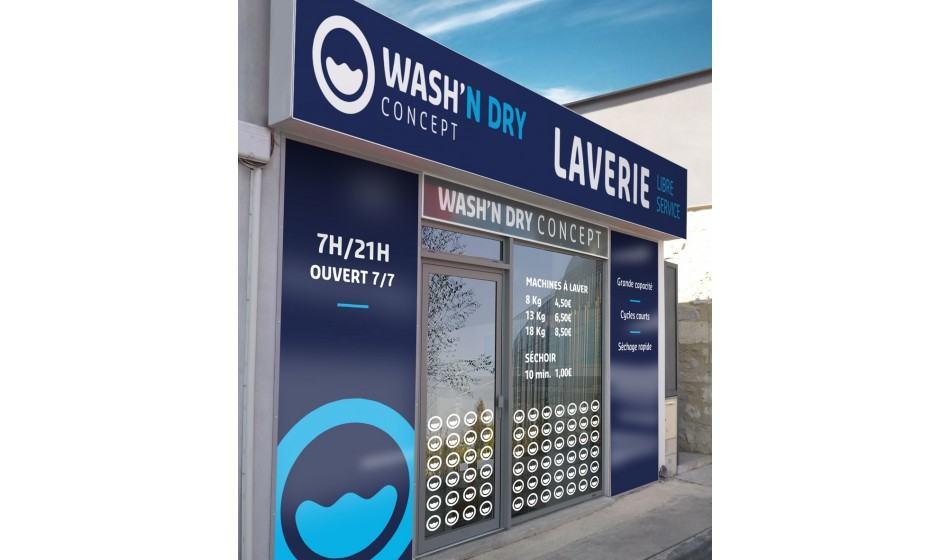 Devenir franchisé Wash'n Dry