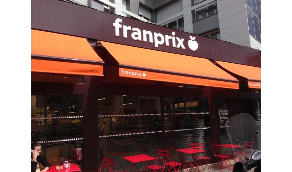 Devenir franchisé Franprix
