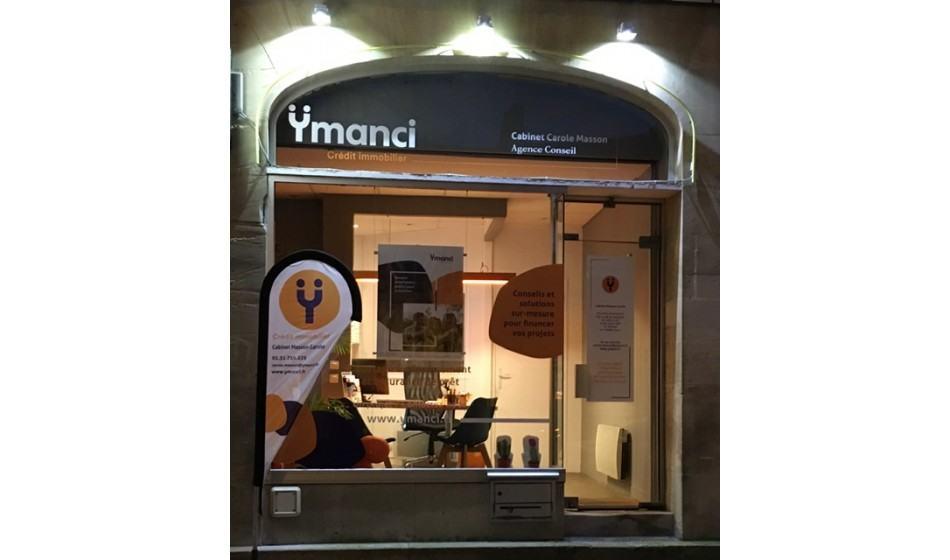 Rentabilité franchise Ymanci Crédit Immobilier