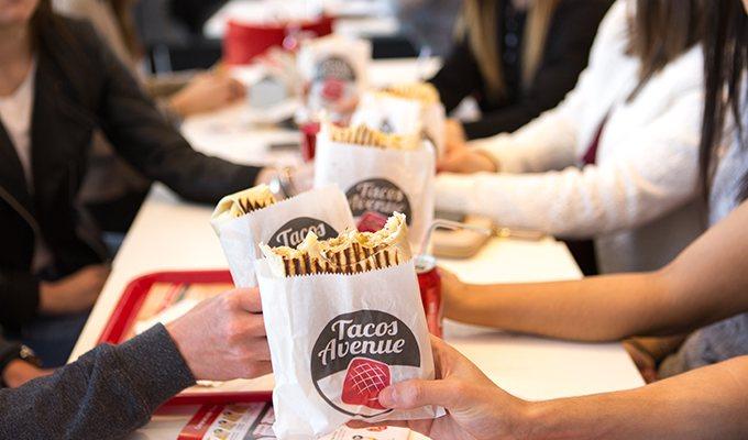 Acheter franchise Tacos Avenue