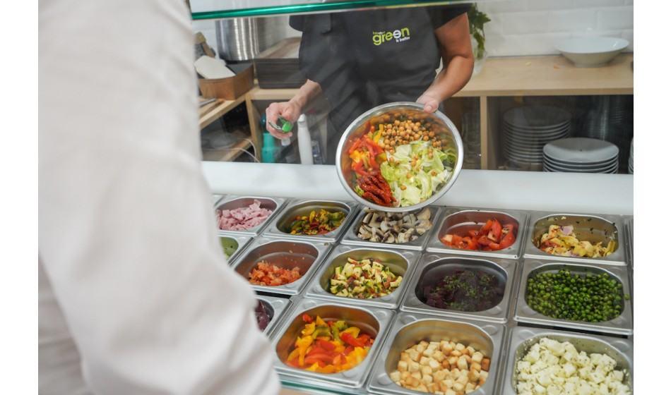 Acheter franchise Green Is Better - Restaurants bio et bars à salades sur mesure