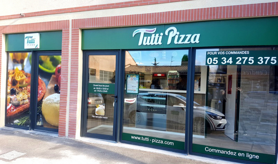 Devenir franchisé Tutti Pizza