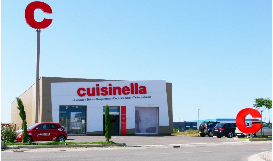 Ouvrir une franchise Cuisinella