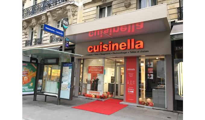 Devenir franchisé Cuisinella