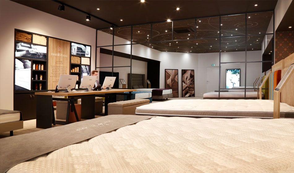 Ouvrir un magasin mon lit et moi