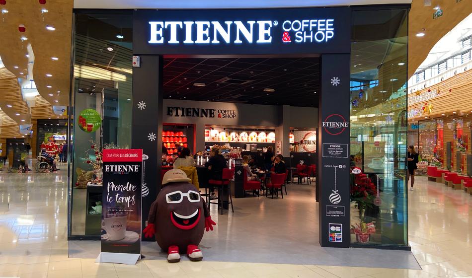 Acheter franchise ETIENNE Coffee & Shop