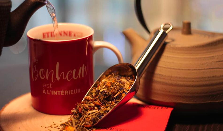 Rentabilité franchise ETIENNE Coffee & Shop