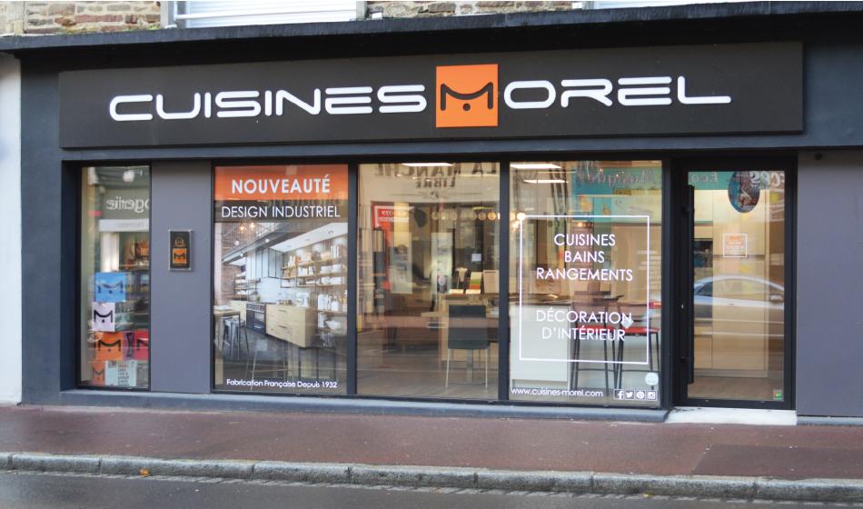 Ouvrir une franchise Cuisines Morel