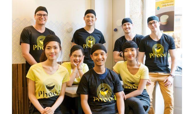 Ouvrir un restaurant Phood