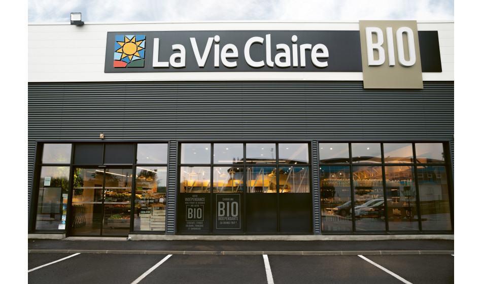 Ouvrir une franchise La Vie Claire