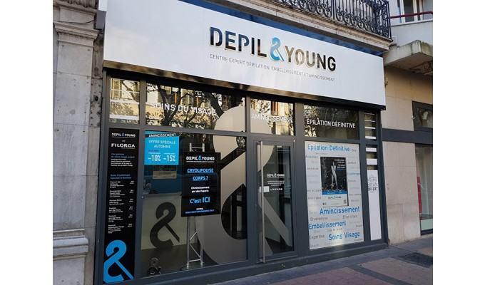 Salaire franchisé DEPIL & YOUNG
