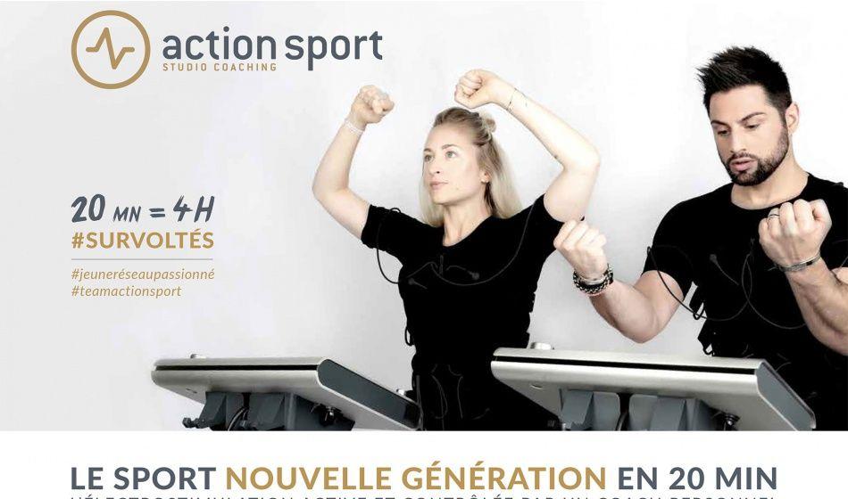 Ouvrir une franchise Action Sport