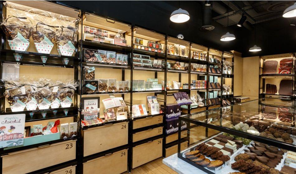 Acheter franchise L'Atelier du Chocolat