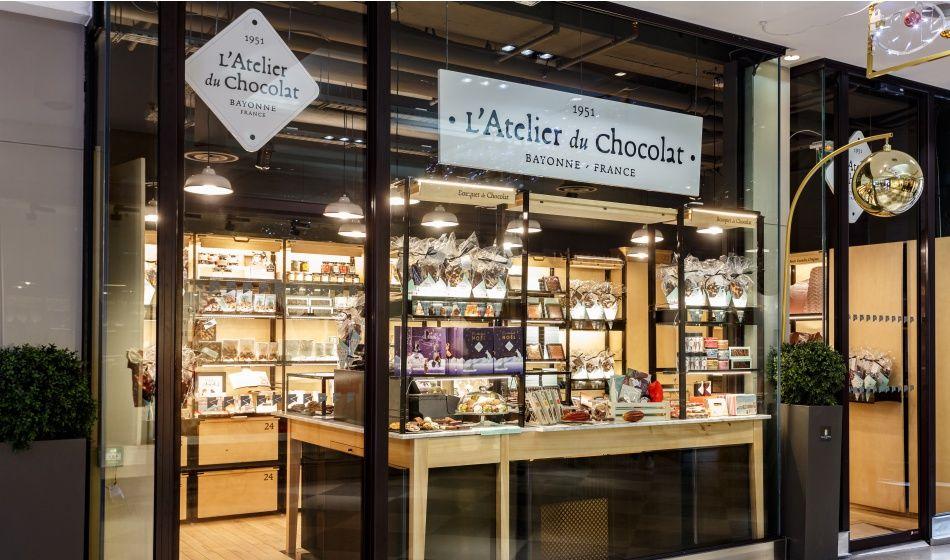 Ouvrir une franchise L'Atelier du Chocolat